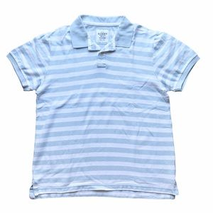 Old Navy Striped Polo Shirt Size XL